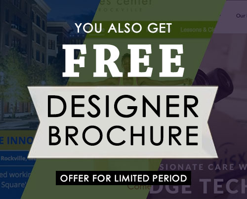 Free Designer Brochure Offer