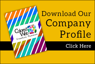ColoredWeb Company Profile Download